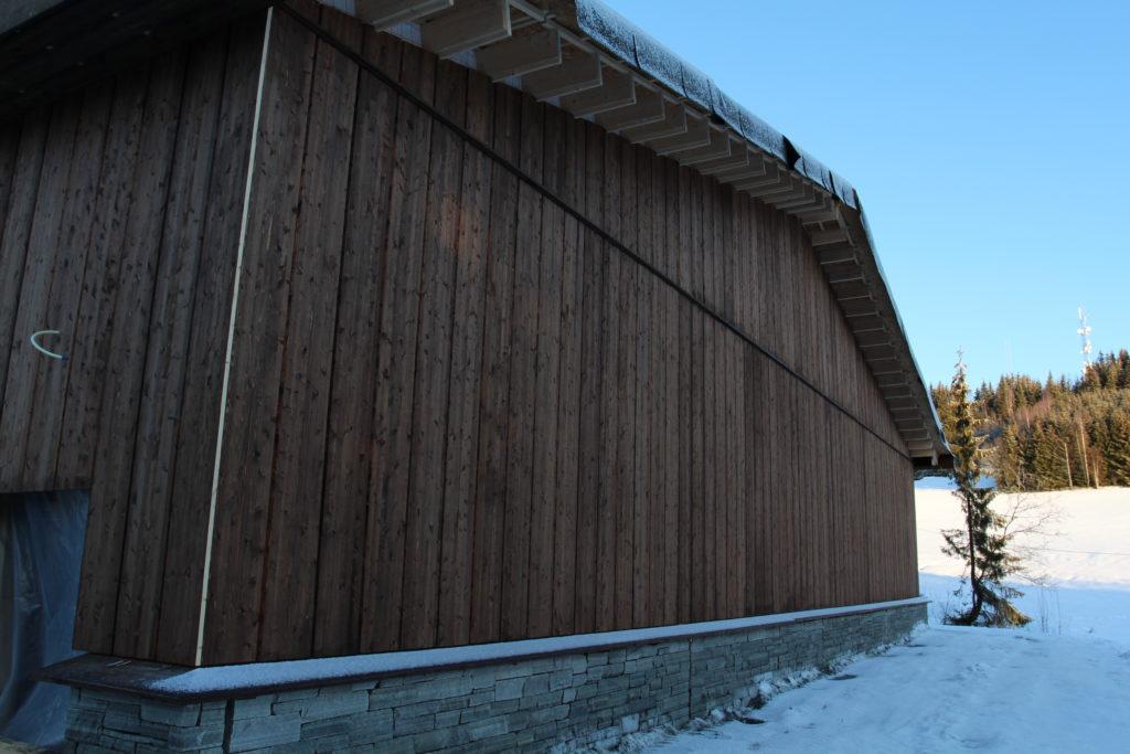Lagerbygget på Gjøvik
